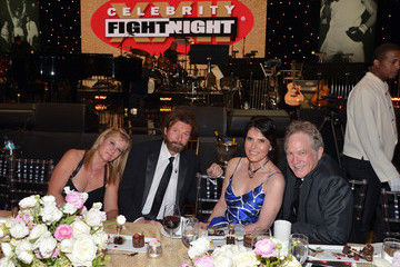 Janine Dunn Muhammad Ali's Celebrity Fight Night XXII - Backstage and Audience