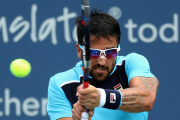 Janko Tipsarevic Western & Southern Open - Day 5