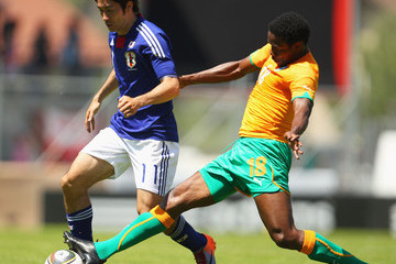 Abdul Kader Keita Japan v Ivory Coast - International Friendly