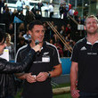 Jaquie Brown New Zealand All Blacks Attend Media Event At Telecom Place