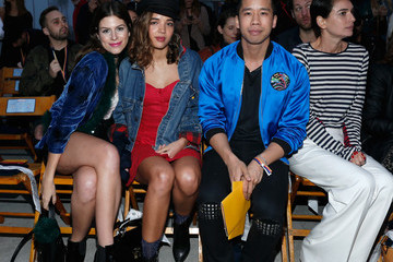 Jared Eng TommyLand Tommy Hilfiger Spring 2017 Fashion Show - Front Row & Atmosphere
