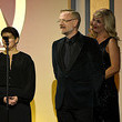 Jared Harris 31st Annual Producers Guild Awards - Inside