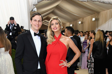 Jared Kushner 'Manus x Machina: Fashion In An Age of Technology' Costume Institute Gala - Arrivals