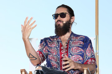 Jared Leto D.LUXE Presented by WSJ. Magazine