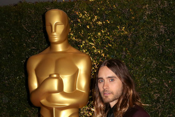Jared Leto Arrivals at the Governors Awards in Hollywood