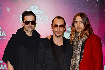 Jared Leto Arrivals at the MTV EMA's