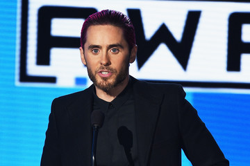 Jared Leto 2015 American Music Awards - Show