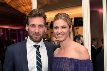 Jarret Stoll WCRF's 'An Unforgettable Evening' Presented By Saks Fifth Avenue - Inside