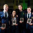 Jarryd Hughes Australian Winter Olympic Athletes Official Welcome Home Presentation