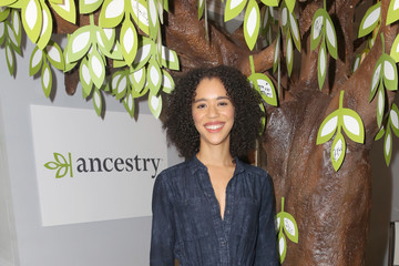 Jasmin Savoy Brown HBO Luxury Lounge Presented By Ancestry - Day 2