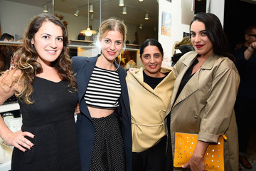 Jasmin Shokrian Clare V. and Sleepy Jones Santa Monica Grand Opening
