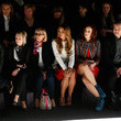Jasmin Wagner Arrivals at the Marcel Ostertag Show