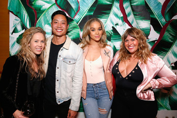 Jasmine Sanders L.A. Hearts + PacSun Celebrate 2017 Spring Swimwear Collection at Delilah