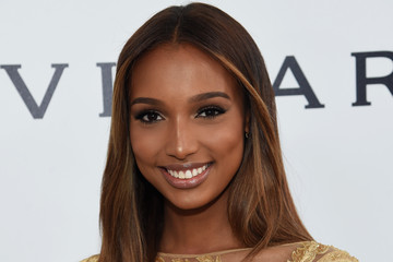 Jasmine Tookes 25th Annual Elton John AIDS Foundation's Oscar Viewing Party - Red Carpet