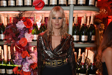 Jasmine Tookes Moët & Chandon Toasts To The Icons At Harper's BAZAAR ICONS Party 2019 In New York City