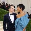 Jasmine Tooks The 2021 Met Gala Celebrating In America: A Lexicon Of Fashion - Arrivals