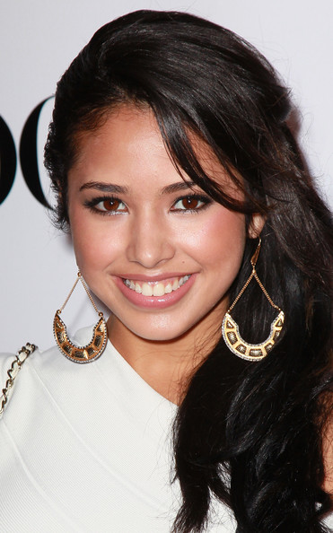Jasmine Villegas Singer Jasmine Villegas attends the 9th annual Teen Vogue's Young Hollywood party at Paramount Studios on September 23, 2011 in Los Angeles, California.
