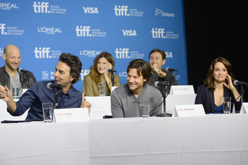 "Jason Bateman ""This Is Where I Leave You"" Press Conference - 2014 Toronto International Film Festival"
