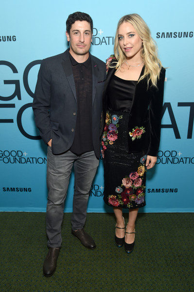 2018 GOOD+ Foundation 'An Evening of Comedy + Music' Benefit Presented By Samsung Electronics America - Arrivals & Cocktail Reception