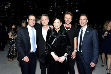 Jason Binn A Magical Summer Night At Hudson Yards Celebrating The Arrival Of 35 Hudson Yards