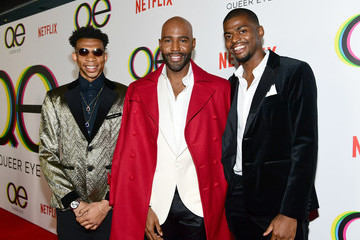 Jason Brown Premiere Of Netflix's 'Queer Eye' Season 1 - Red Carpet