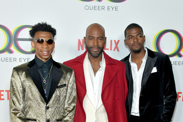 Jason Brown Premiere Of Netflix's 'Queer Eye' Season 1 - Arrivals