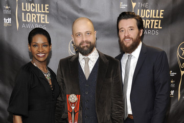 Jason Butler Harner 31st Annual Lucille Lortel Awards - Press Room