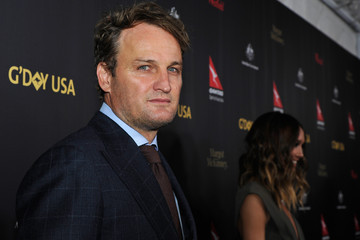 Jason Clarke G'Day USA 2016 Black Tie Gala - Red Carpet