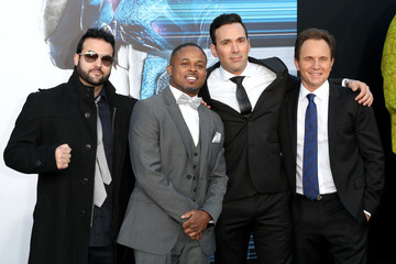 Jason David Frank Premiere of Lionsgate's 'Power Rangers' -  Arrivals