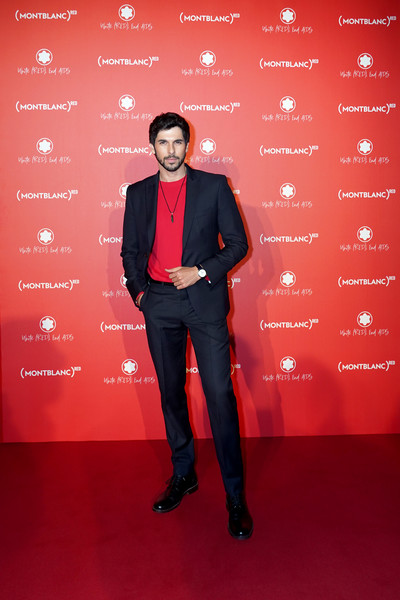 Montblanc: (Red) Launch Dinner And Party