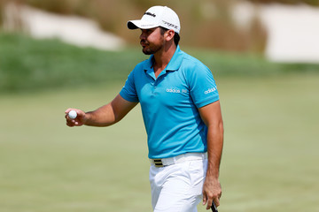 Jason Day The Barclays - Round One