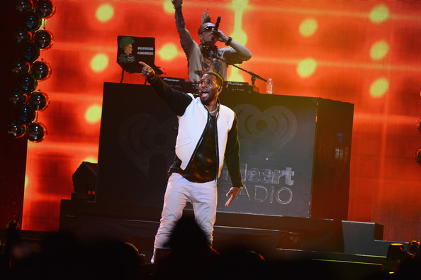 HOT 99.5's Jingle Ball Show [jingle ball show,performance,entertainment,stage,performing arts,concert,music,music artist,event,public event,performance art,jason derulo,washington d.c.,verizon center,hot 99.5,mattress warehouse,jingle ball 2014]