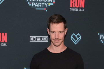 Jason Dohring Fandom Party At SDCC 2019 Featuring R.U.N - The First Live-Action Thriller By Cirque Du Soleil