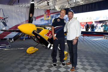 Jason Fox Red Bull Air Race World Championships