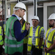 Jason Garcia The Duke Of Cambridge Joins Crew Of DIY SOS For Grenfell Special