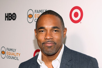 Jason George Family Equality Council's Impact Awards at the Beverly Wilshire Hotel - Arrivals