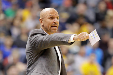 Jason Kidd Milwaukee Bucks v Indiana Pacers