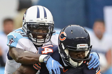 Jason McCourty Tennessee Titans v Chicago Bears