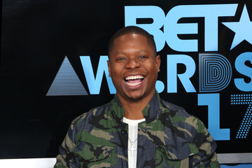 Jason Mitchell 2017 BET Awards - Arrivals