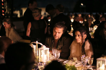 Jason Momoa Fendi Couture Fall Winter 2019/2020 - Dinner with Performance