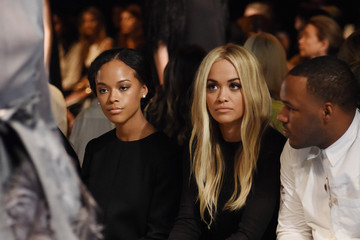Jason Rembert Vera Wang Collection - Front Row - Spring 2016 New York Fashion Week