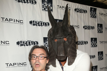 Jason Scott Jenkins Los Angeles Premiere of 'Jackals'