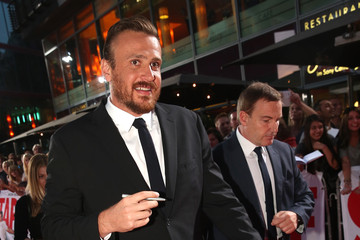 Jason Segel 'Sex Tape' German Premiere
