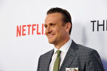 Jason Segel Premiere of Netflix's 'The Discovery' - Arrivals