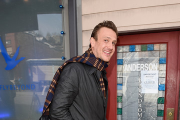Jason Segel Celeb Sightings in Park City