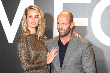Jason Statham Tom Ford Autumn/Winter 2015 Womenswear Collection Presentation - Arrivals