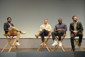 Jason Sudeikis Comedy Central & Entertainment Weekly Host An Exclusive Screening Of 'Detroiters' Starring Sam Richardson And Tim Robinson At Time Inc. Studios In NYC