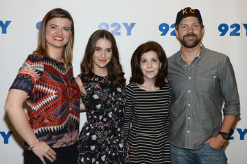 Jason Sudeikis Alison Brie 92nd Street Y Presents: 'Sleeping With Other People'