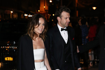 Jason Sudeikis Met Gala After Party in NYC
