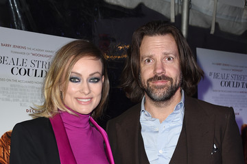 Jason Sudeikis Los Angeles Special Screening Of 'If Beale Street Could Talk' - Red Carpet